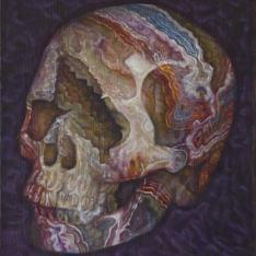 Crystal skulls series - (particolare destro)